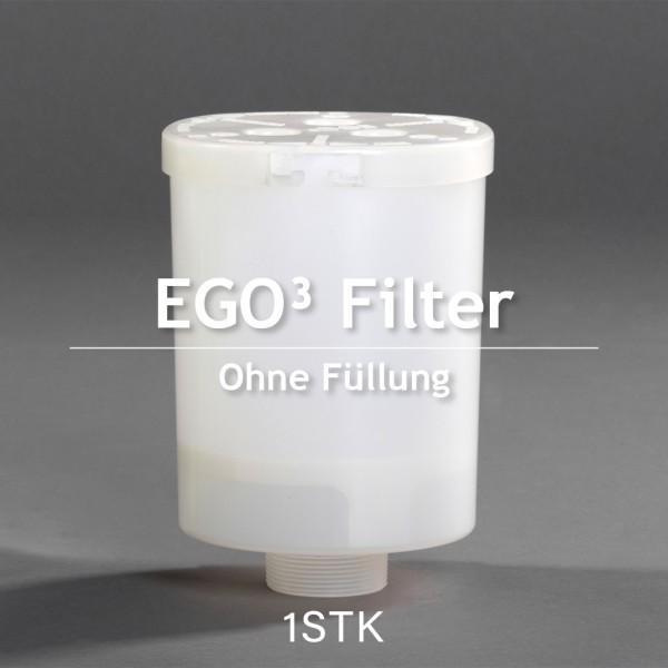 Filter EGO³ - ohne Füllung